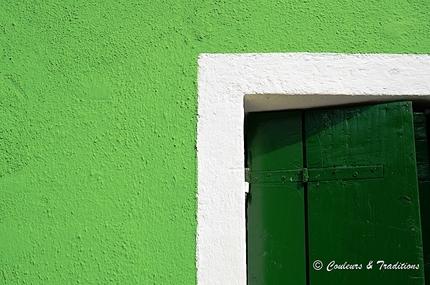 Burano, les couleurs d 'un printemps fou - Jean Cocteau