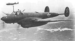 Petliakow PE-2 modèle FT