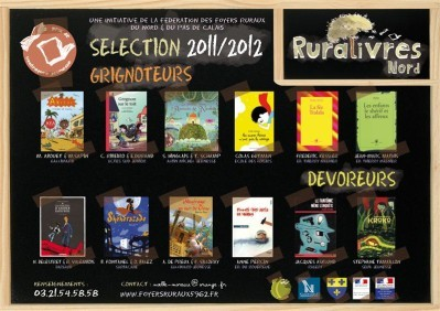 affiche ruralivres 2012