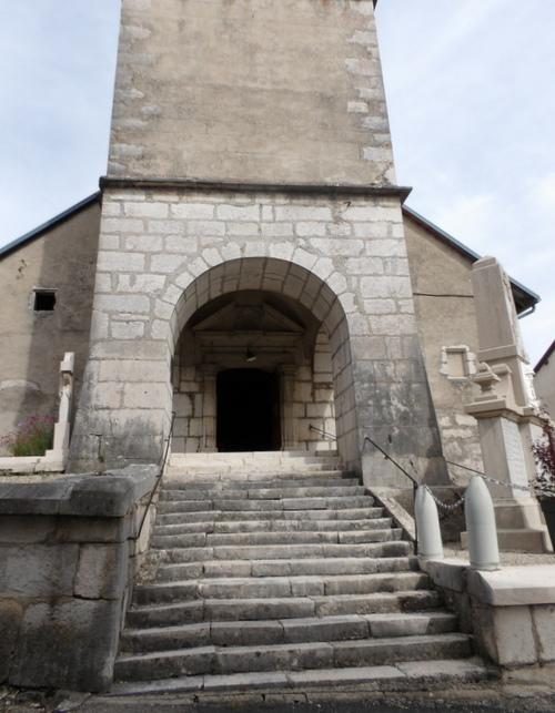 L'église d'Hotonnes ( 1 )