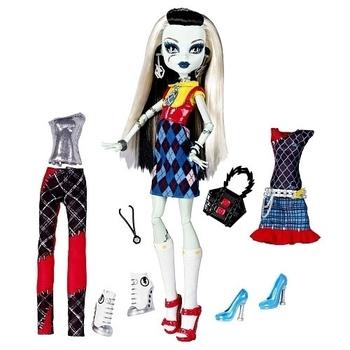Frankie doll recyclage