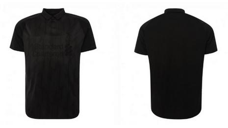Nouveau maillot Liverpool 2018 2019 'Blackout'