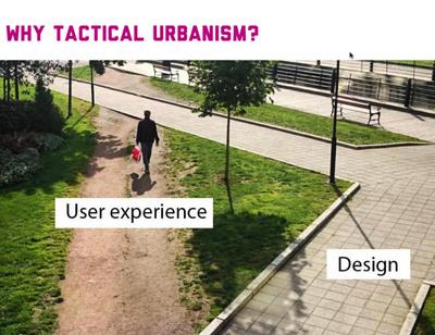 L'urbanisme tactique et les sociotopes