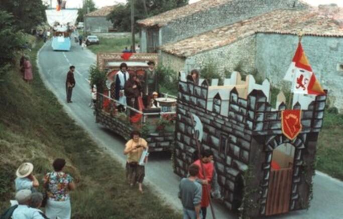Blog de sylviebernard-art-bouteville : sylviebernard-art-bouteville, Villageois et Villageoises d'autrefois de Bouteville