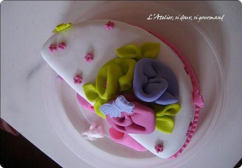 """Journée """"Atelier Pâte à sucre"""""""