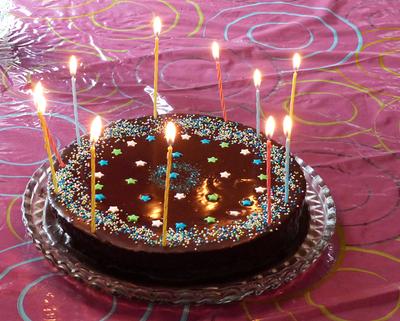 Blog de charlottopoire : Charlottopoire... mes petites créas..., Gâteau au chocolat