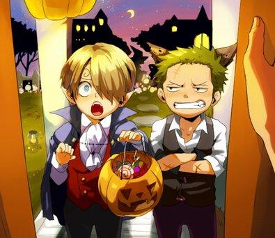 Vive les vacances fêtons Halloween!