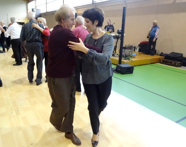 Le repas des Aînés a eu lieu dimanche 23 novembre 2014 salle Luc Schréder