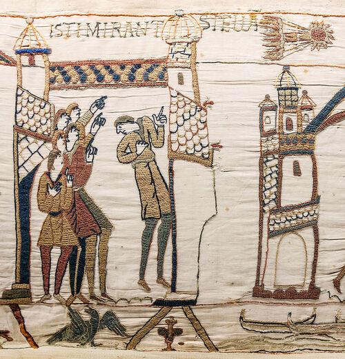 La tapisserie de Bayeux animée