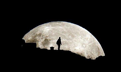Vendredi façon haïku, senryu, la pleine lune