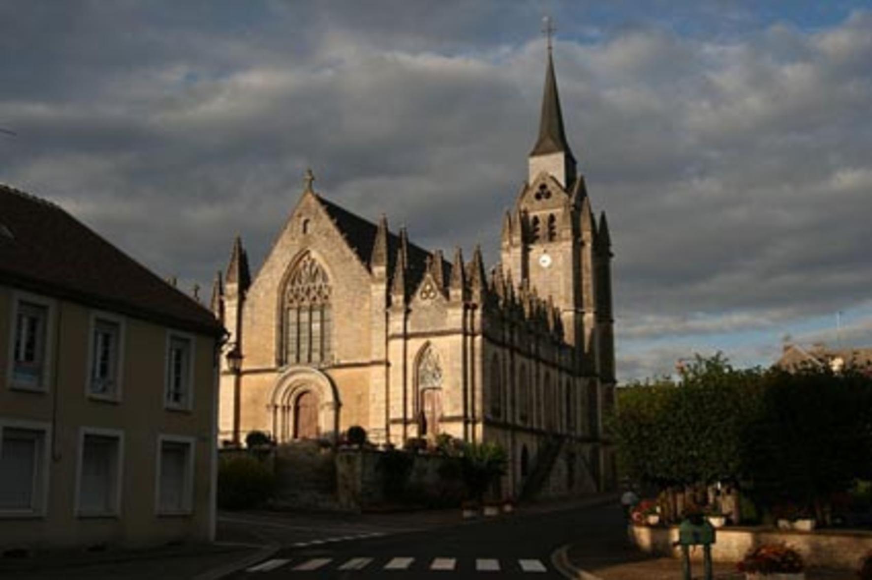 Commune Le Pin-la-Garenne