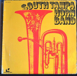 South Tampa Horn Band - Same - Complete LP