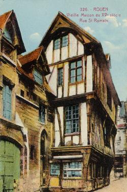 La Normandie, histoire - paysages - monuments