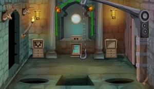 Jouer à Ancient Christmas room escape