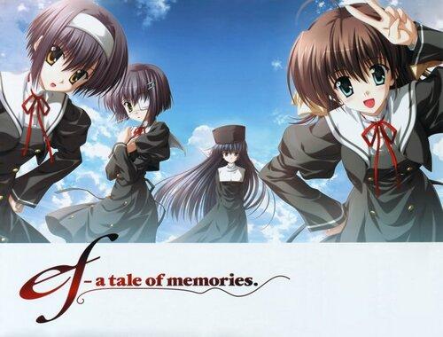 Ef - a tale of memories