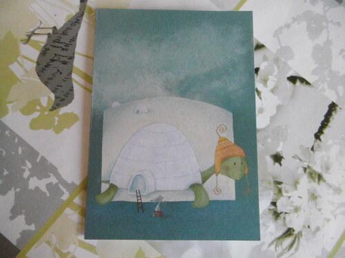 Echange cartes postales