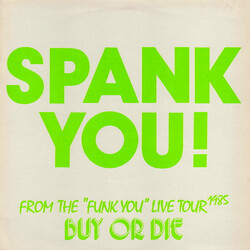 Spank - Spank You - Complete LP