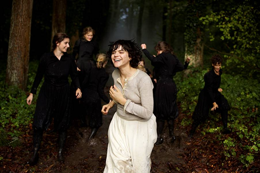 La Danseuse avec Soko, Gaspard Ulliel, Mélanie Thierry, Lily-Rose Depp, François Damiens - Le 28 septembre 2016 au cinéma