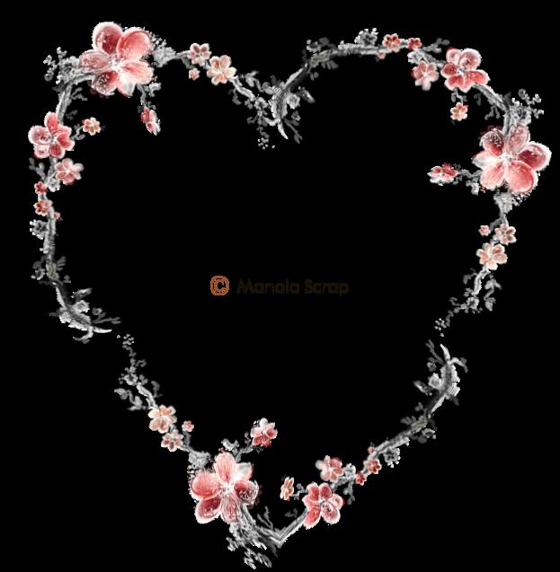 Coeurs de fleurs page 1