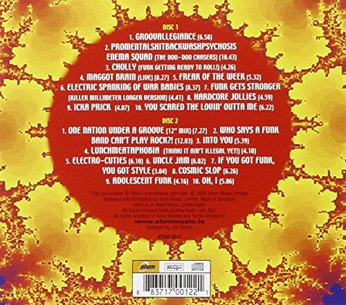 """Funkadelic : CD """" Cosmic Funkers """" Atom Records Atom 2012 [ UK ]"""