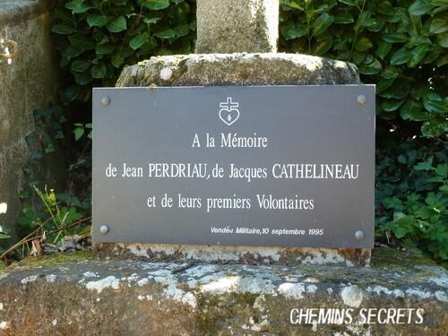 Souvenirs de Jean Perdriau....