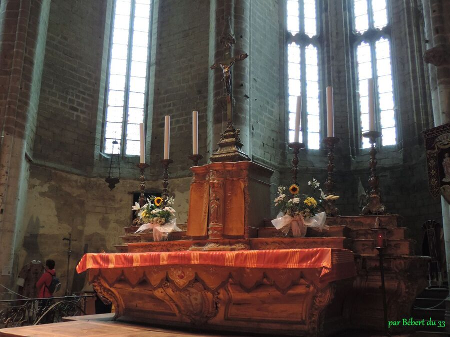 La Chaise-Dieu - Abbatiale Saint-Robert