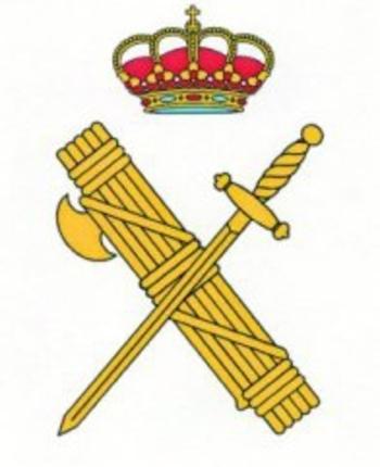 Guardia civil Espagne