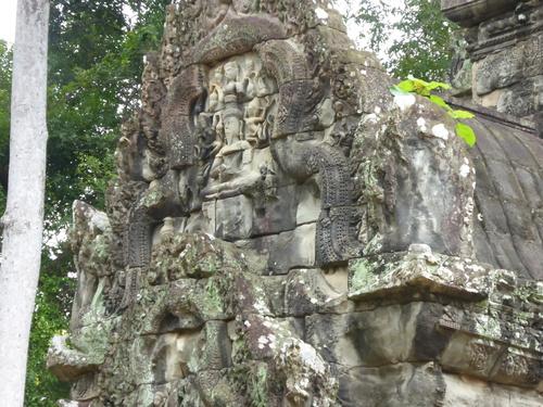 J14,Temples préangkoriens, 2,Siem Reap, Angkor, Cambodge