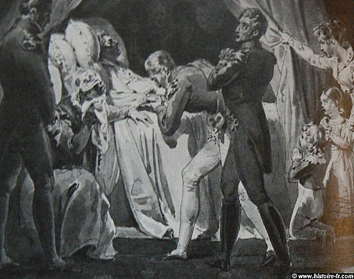 mort louis XVIII