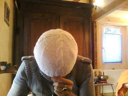 Mes poupoufs et mon bonnet