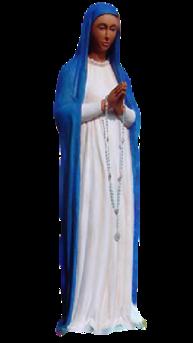 Vestine Salima (Voyante des apparitions de Kibeho au Rwanda) et le purgatoire