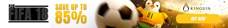 Kinguin FIFA 18 728x90