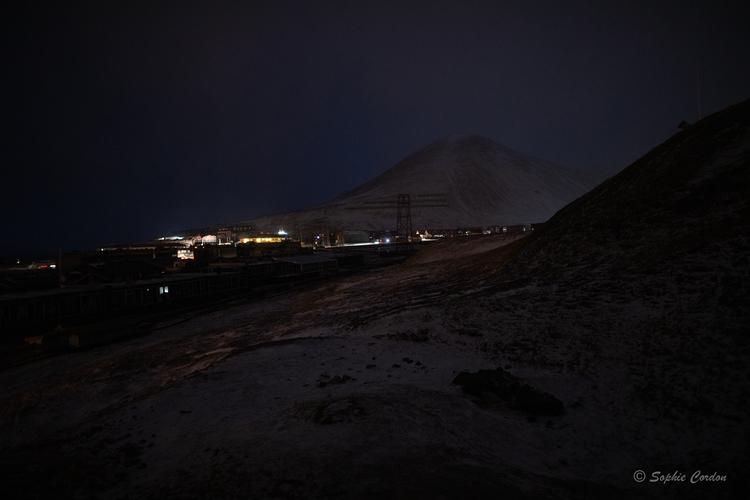 Revenons à Longyearbyen