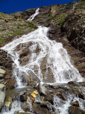 Cascade du Cimet