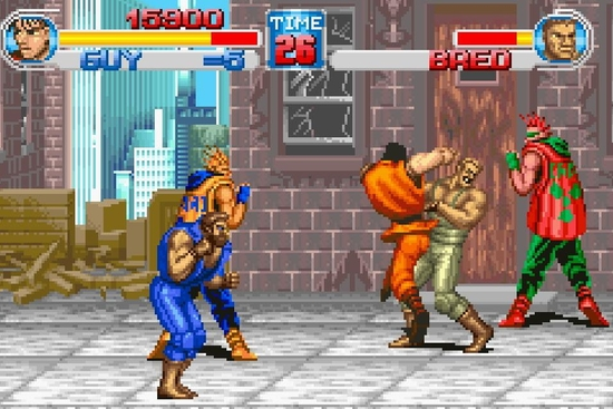 Final Fight One sssss