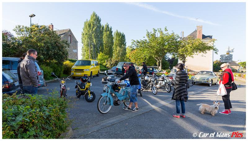 Sortie 2 roues en Mayenne