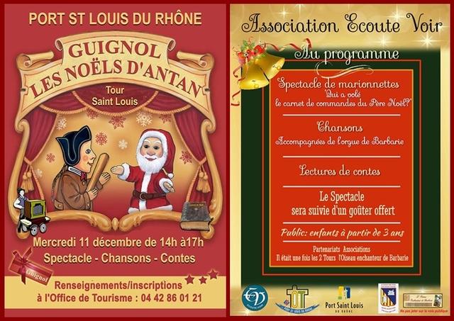 Guignol et les Noëls d'antan..........