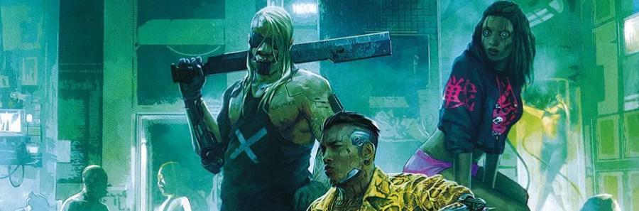Encore des news sur Cyberpunk 2077