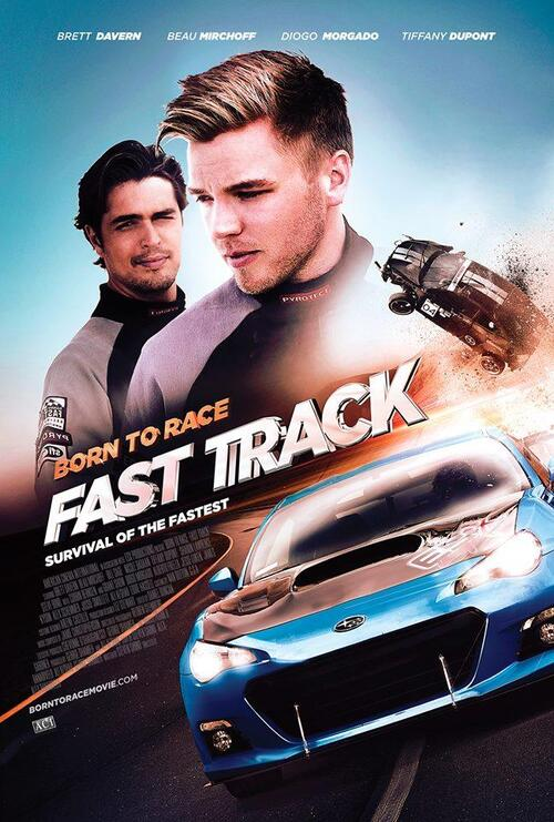 "Bonsoir a l'honneur : "" Born To Race 2 """
