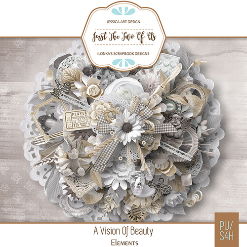 CT de Jessica Art Design et Ilonka's Scrapbook Design