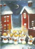 le temps avant Noël
