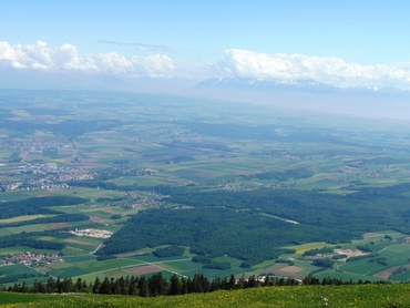 Vers Montreux et le Chablais
