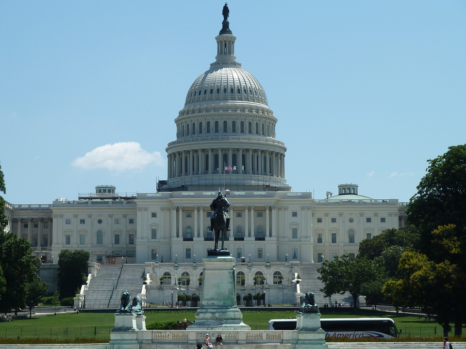 Capitol, Gouvernement, Washington Dc, Monument