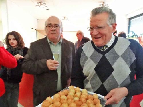 Fin de campagne 2012 aux Restos du Coeur...