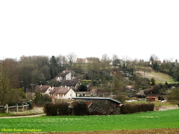 Ballade entre Buncey, Châtillon sur Seine, Sainte Colombe