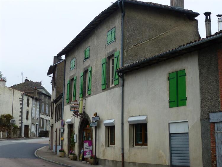 Mézières sur Issoire,