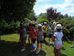 Vendredi 29 juin : voyage scolaire à Asnières sur vègre.
