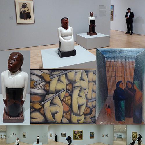 MOMA :  AUTRE VISION DE L'HISTOIRE ET DU MONDE - 2
