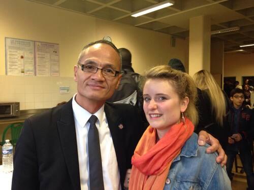 Remise des diplômes du Baccalauréat 2014 : la TeamBac Prévert 2014