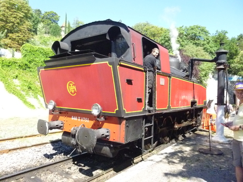 Train à vapeur des Cévennes III